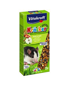 Vitakraft Kräcker Corn and Fruit Ratte 2 Stück