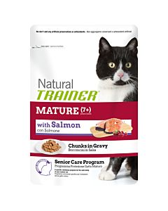 Trainer Feline Natural Mature Salmon 85g
