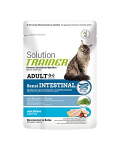 Trainer Solution Adult SensiIntestinal with Fish 85g