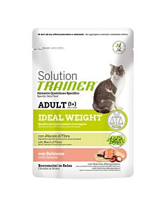 Trainer Solution Adult Ideal Weight mit Lachs 85g