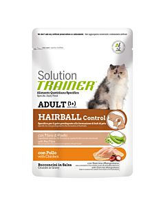 Trainer Solution Adult Hairball mit Huhn 85g