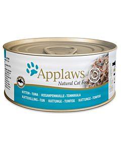 Applaws Tin Kitten Tuna 70g