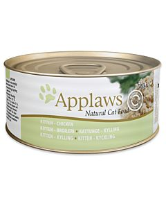 Applaws Tin Kitten Chicken 70g