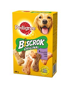 Pedigree Biscrok 500g Bisquits