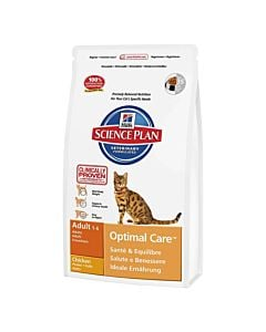 Hill's Science Plan Feline Adult Huhn