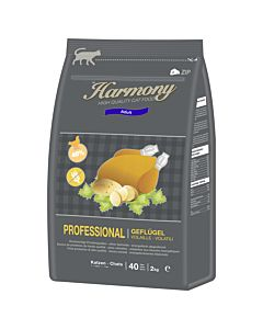 Harmony Cat Professional Adult Geflügel