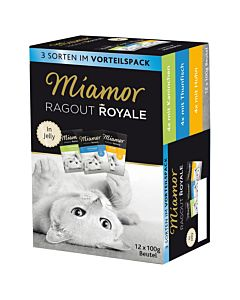 Miamor Ragout Royale MultiMix Box