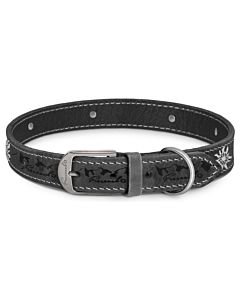Freezack Halsband Swiss Mountains schwarz