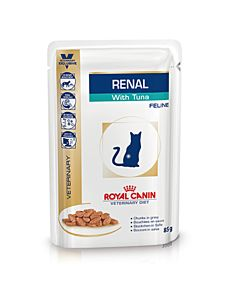 Royal Canin Cat Renal Wet Can