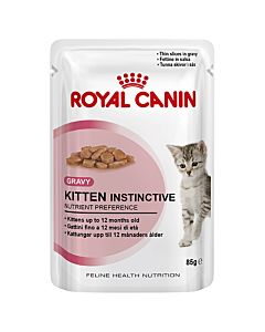 Royal Canin Feline Instinctive Kitten Sauce
