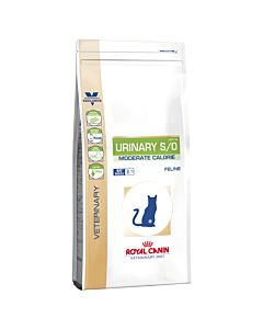 Royal Canin Cat Urinary S/O Moderate Calorie Dry