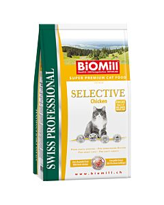 Biomill Swiss Professional CAT Selective Chicken