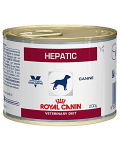 Royal Canin Dog Hepatic Wet