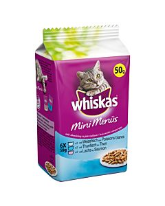 Whiskas Mini Fisch in Sauce