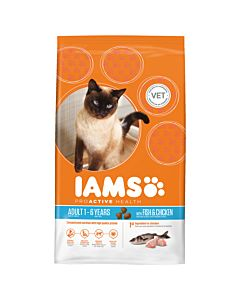 Iams Adult Ocean Fish & Huhn
