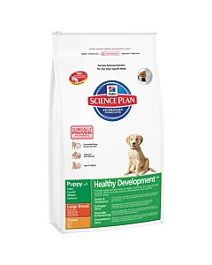 Hill's Science Plan Canine Puppy Large Breed Huhn