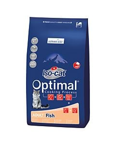 Iso-cat Adult Fish