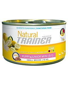 Trainer NATURAL WET Mini Puppy & Junior 150g