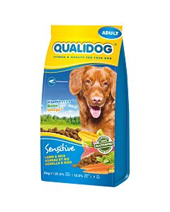 QUALIDOG Adult Sensitive Agneau & riz