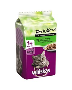 Whiskas Mini Mixed Sauce