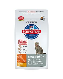Hill's Science Plan Feline Young Adult Sterilised Cat