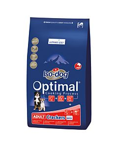 Iso-dog Adult Crackers Small & Medium Breeds