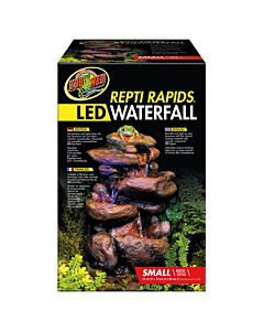 ZooMed ReptiRapids LED Wasserfall