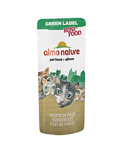 Almo Nature Green Adult Mini Food 3g