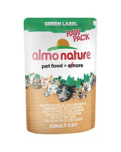 Almo Nature Green Adult 55g