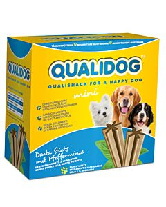 QUALIDOG Dental Sticks Box 28er