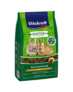 Vitakraft Emotion Complete Adult Zwergkaninchen