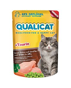 QUALICAT Senior 80g Beutel