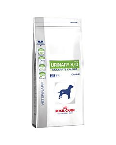 Royal Canin Dog Urinary S/O Moderate Calorie Dry