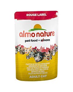 Almo Nature Rouge Label Adult 55g