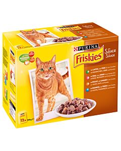 Friskies Cat Adult 12x100g