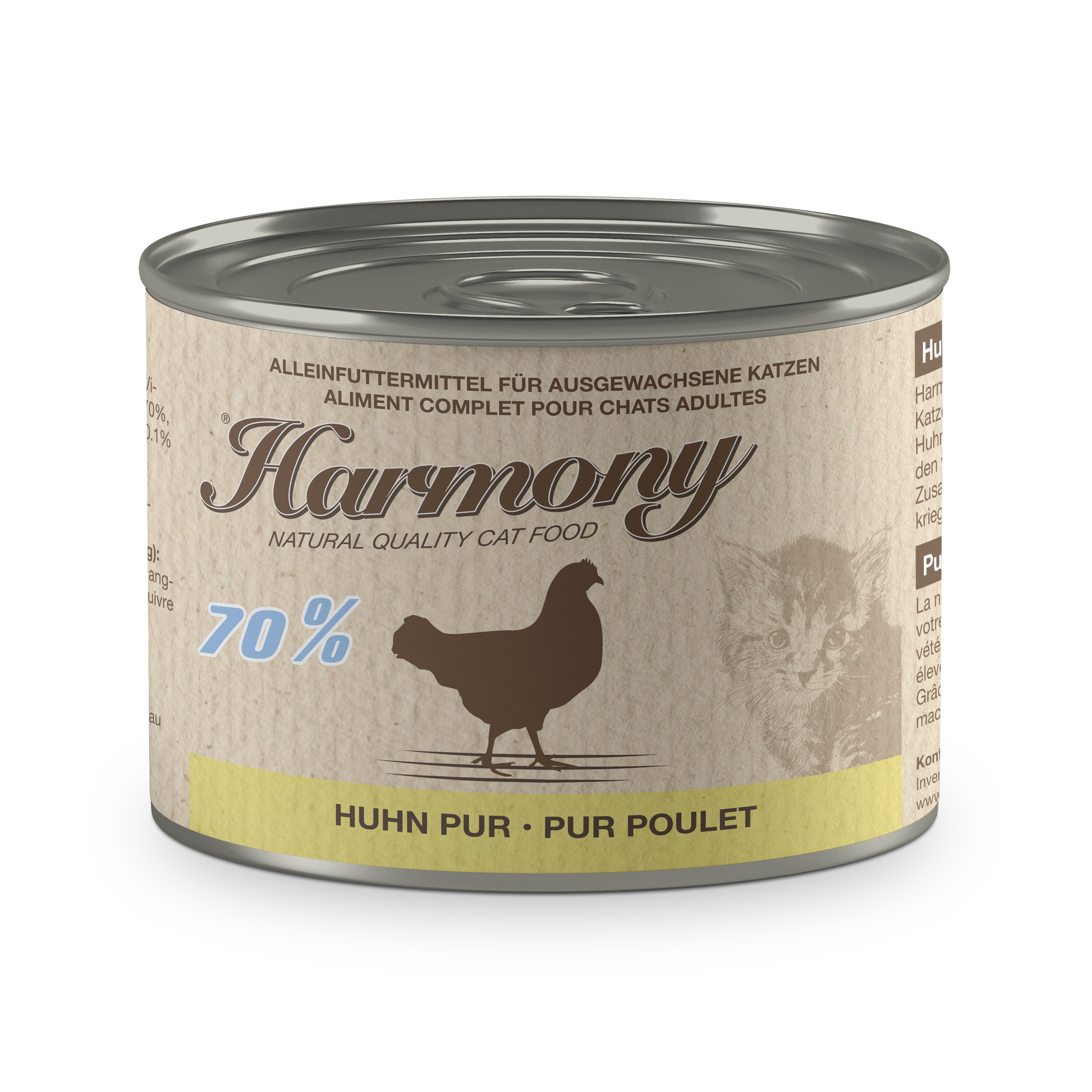 Harmony Cat Natural Poulet pur