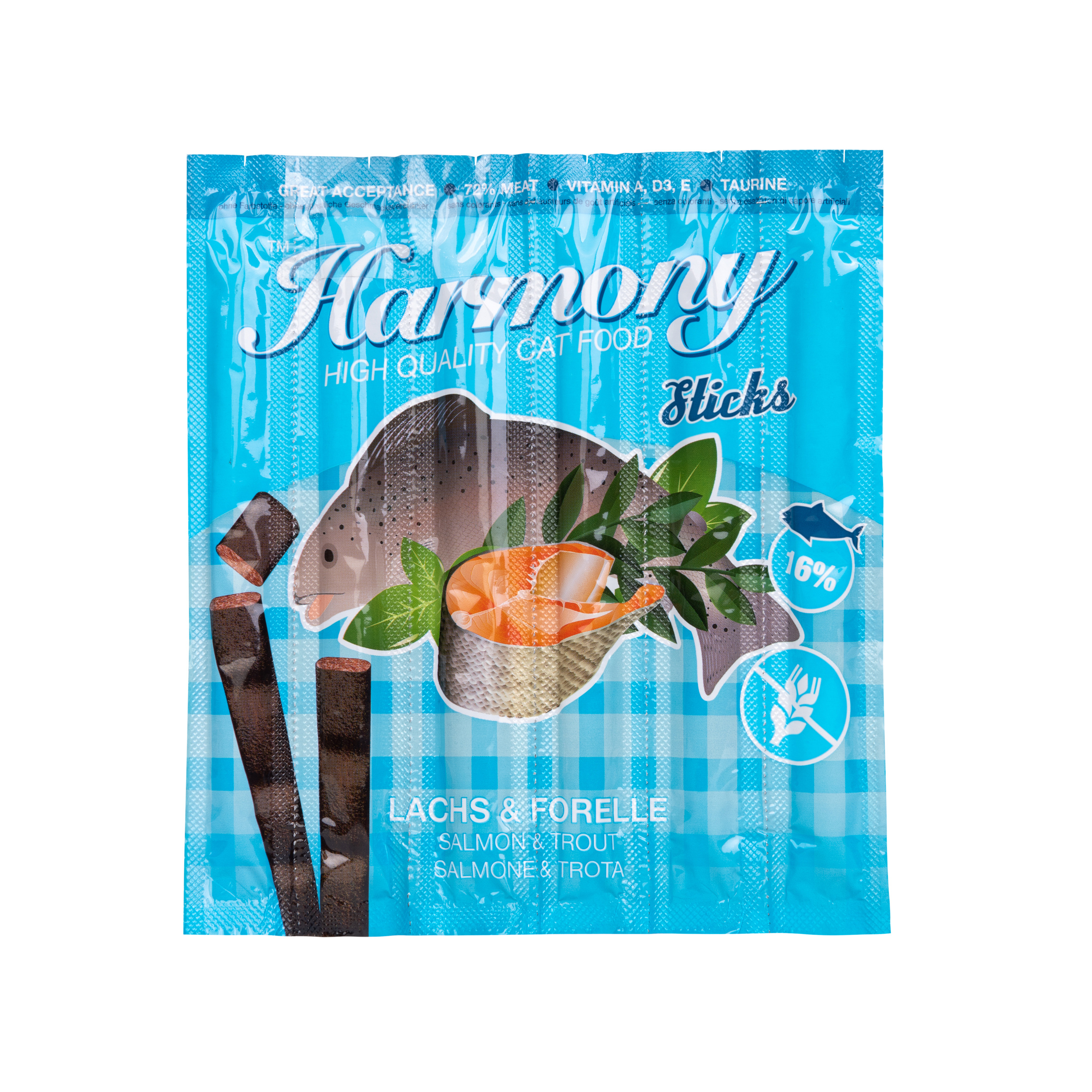 Harmony Cat Katzensticks soft 6x5g