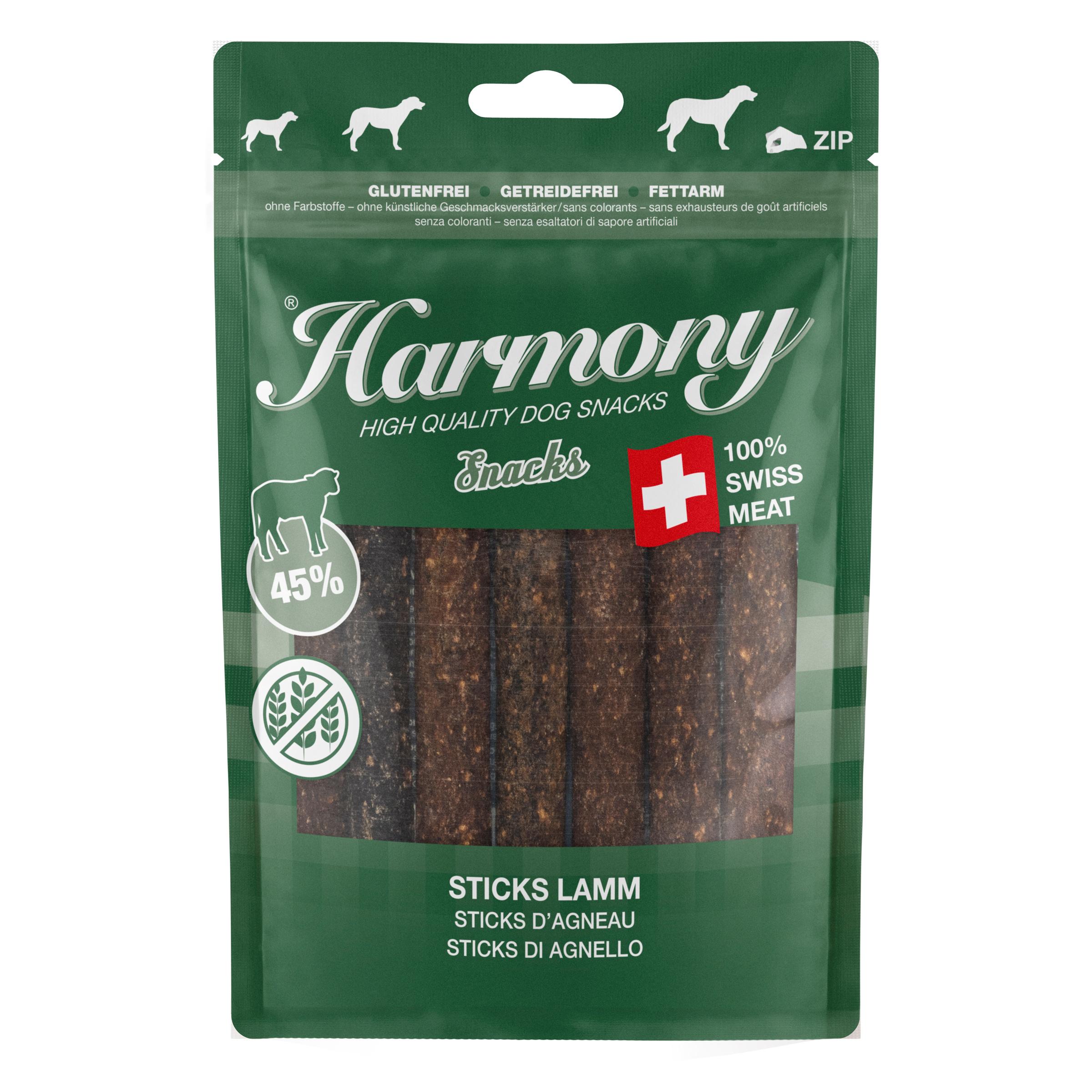 Harmony Dog Hundesnacks Sticks ca.10cm 85g