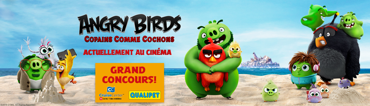Angry Birds 2 Concours